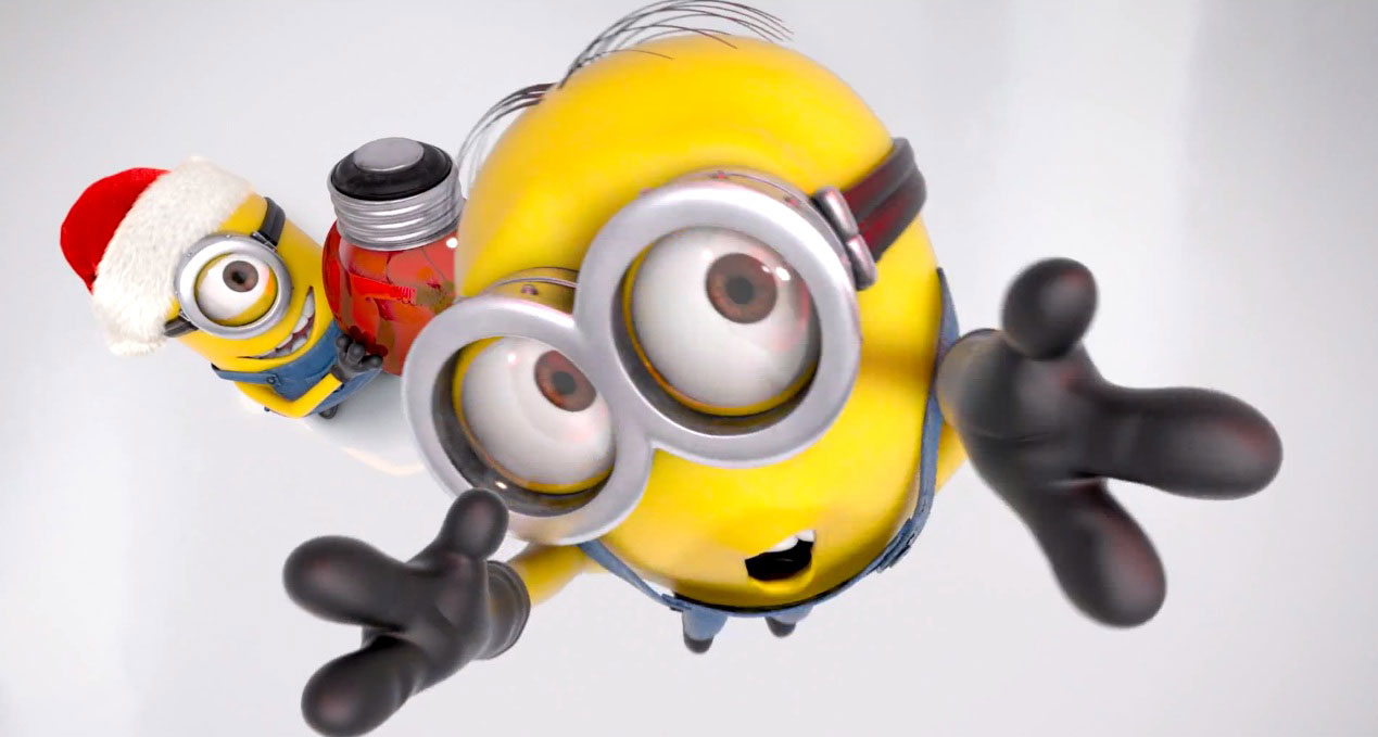 Cute Minion Wallpapers HD for Desktop (12)