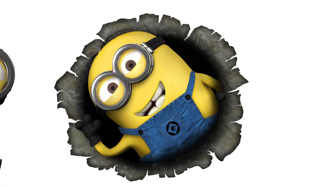 Cute Minion Wallpapers HD for Desktop (13)