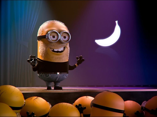 free minions wallpaper for desktop