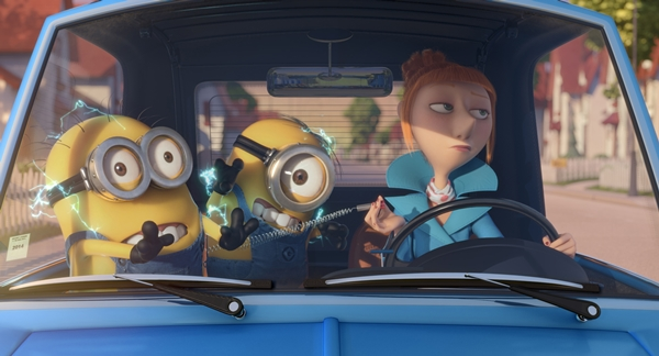 Cute Minion Wallpapers HD for Desktop (3)