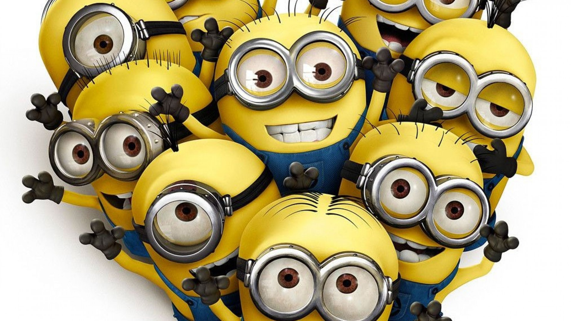 55 cute minion wallpapers hd for desktop