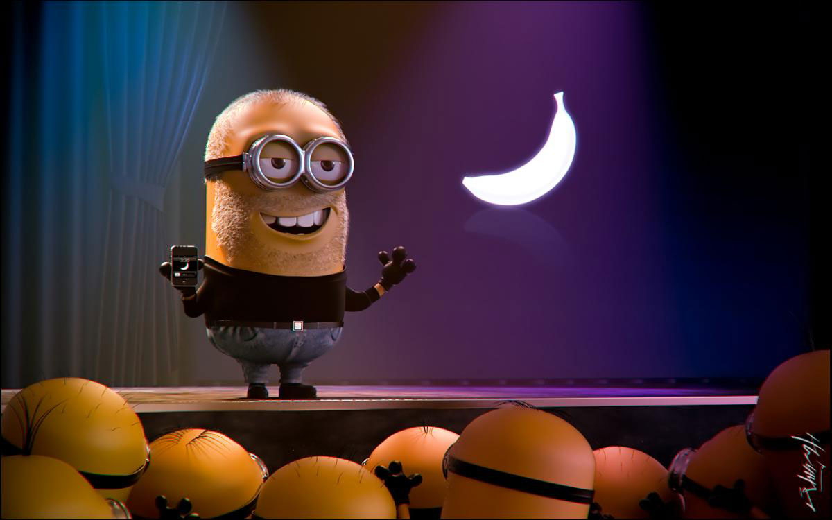 Cute Minion Wallpapers HD for Desktop (4)