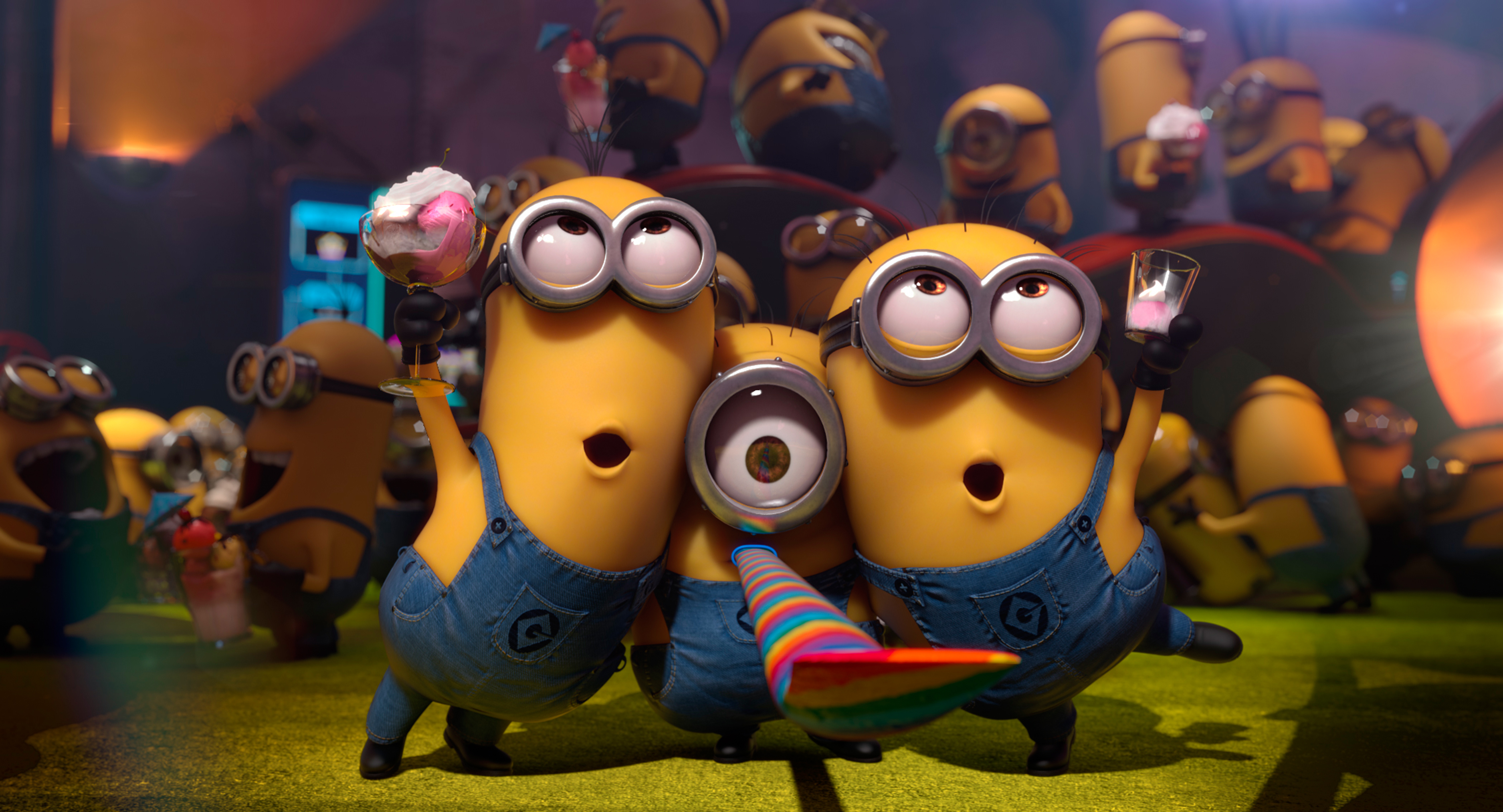 Cute Minion Wallpapers HD for Desktop (5)