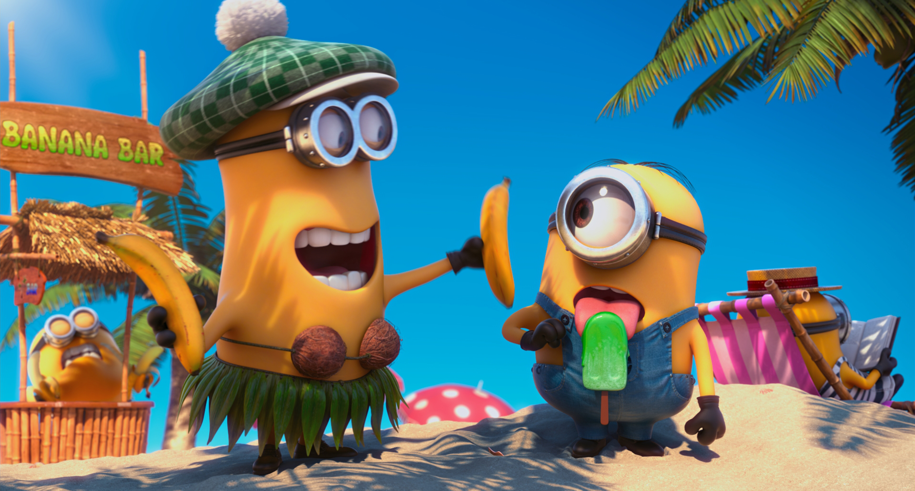 Cute Minion Wallpapers HD for Desktop (7)