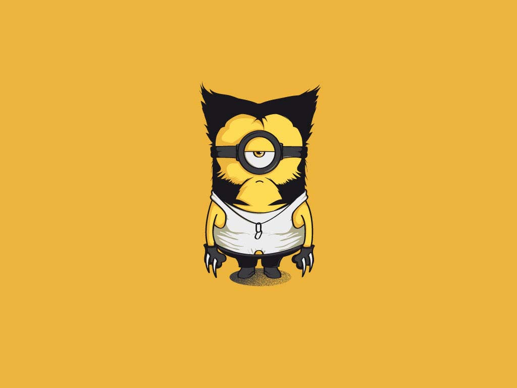 Cute Minion Wallpapers HD for Desktop (9)
