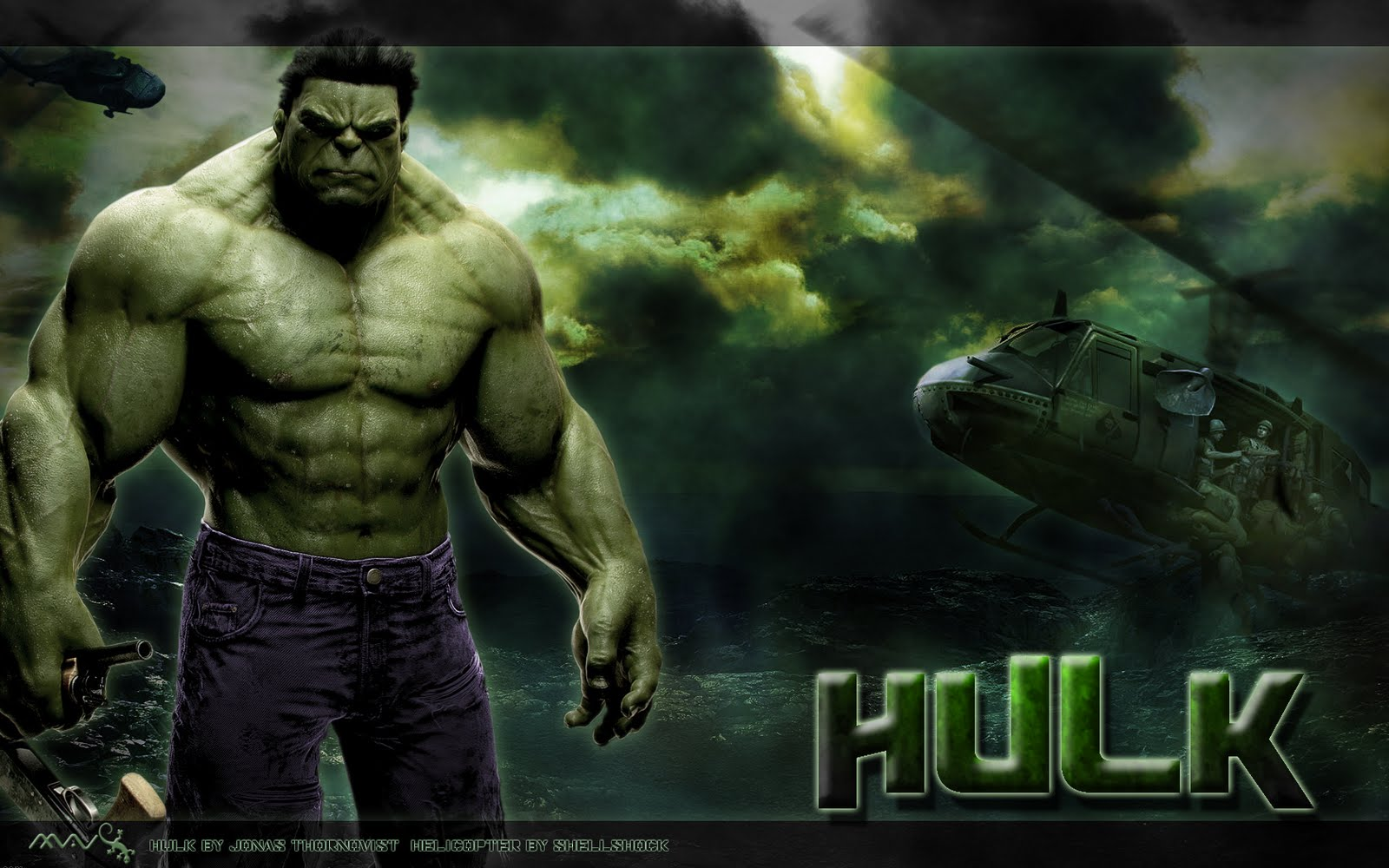 40 Incredible Hulk Wallpaper for desktop