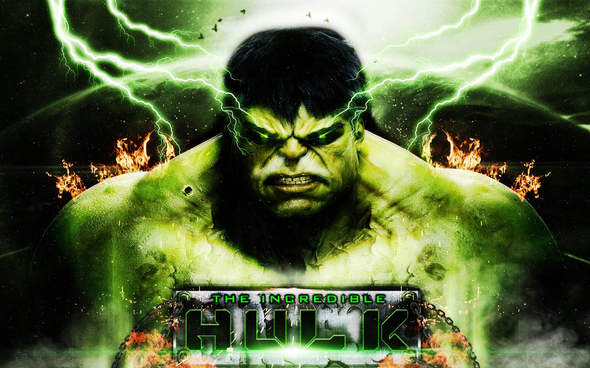 Incredible Hulk Wallpaper For Desktop 31