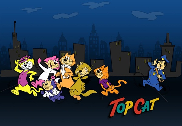 most popular cat cartoon charcaters13-013