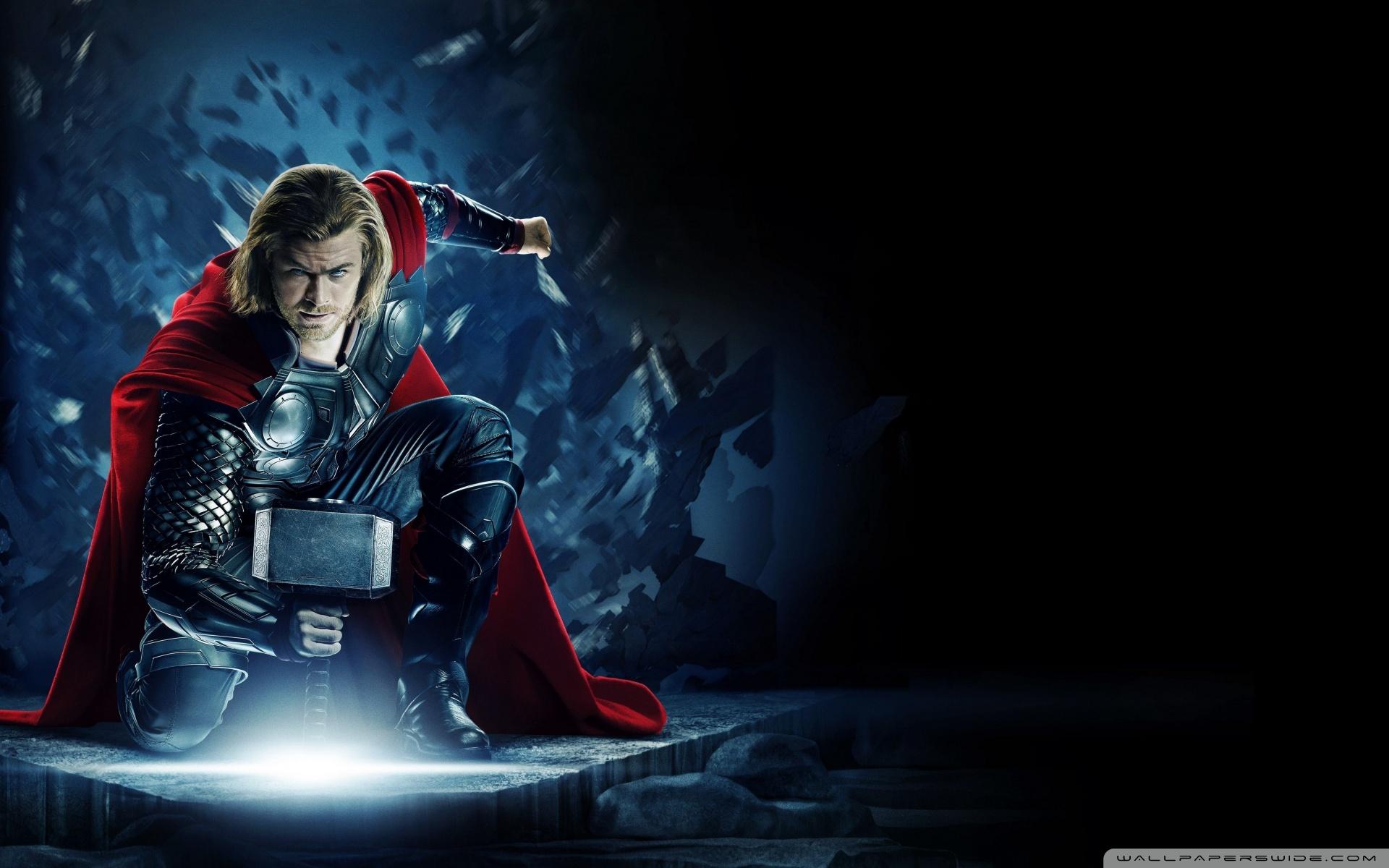 Free Thor Wallpaper HD for Desktop (1)