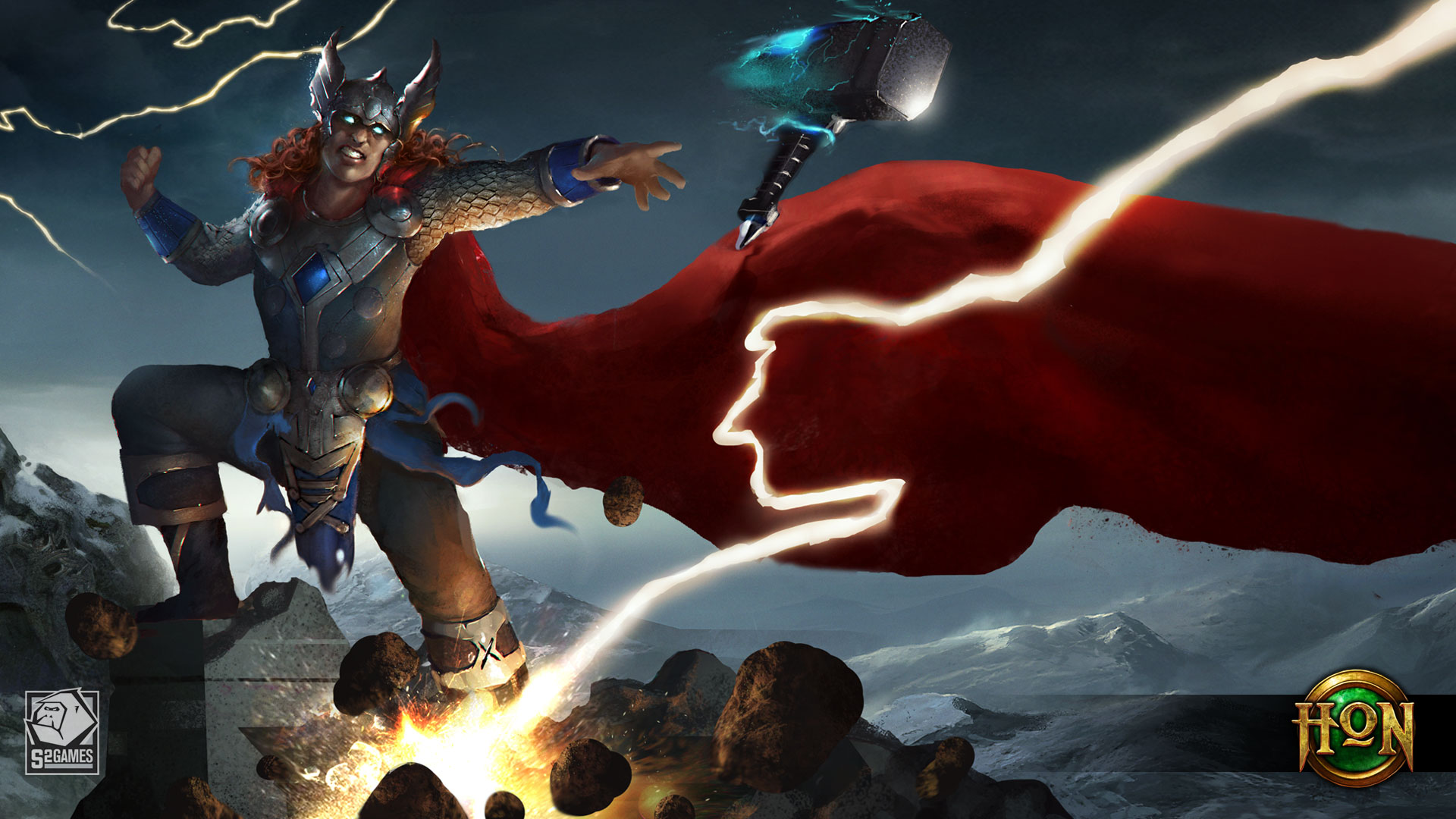 Free Thor Wallpaper HD for Desktop (18)