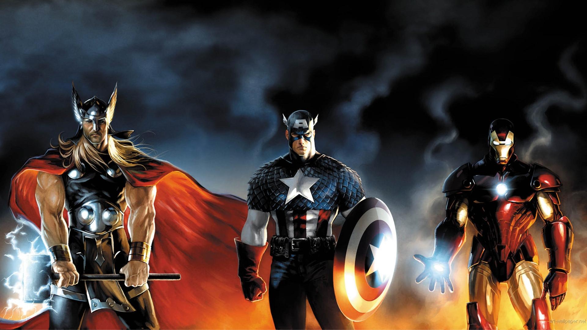 Free Thor Wallpaper HD for Desktop (2)