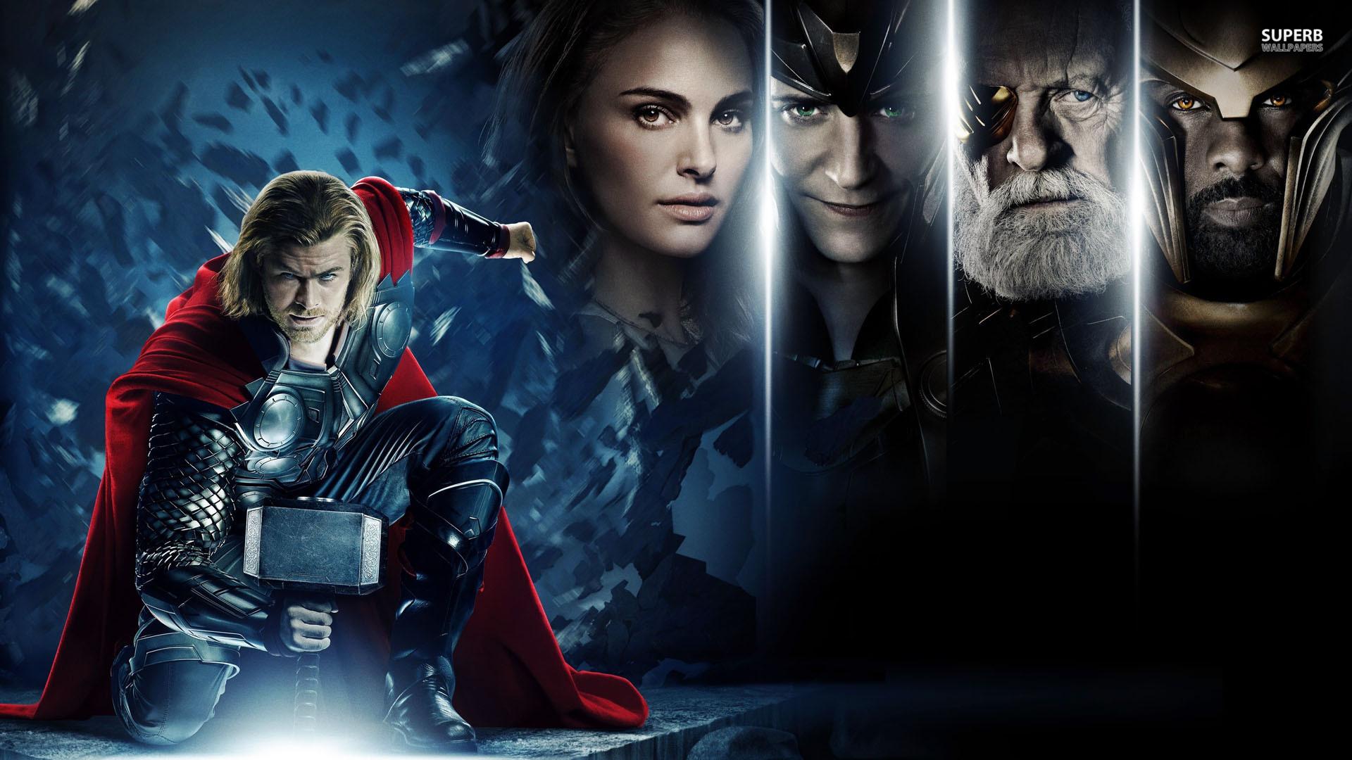 Free Thor Wallpaper HD for Desktop (24)