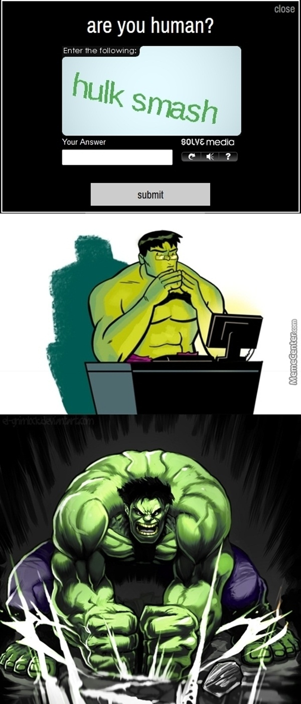 Funny Hulk memes and Pictures13-012
