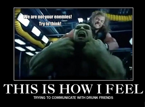 Funny Hulk memes and Pictures8-007