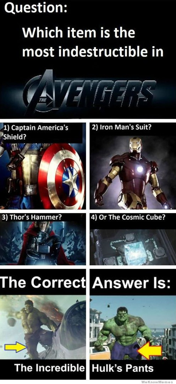 Funny Hulk memes and Pictures9-008
