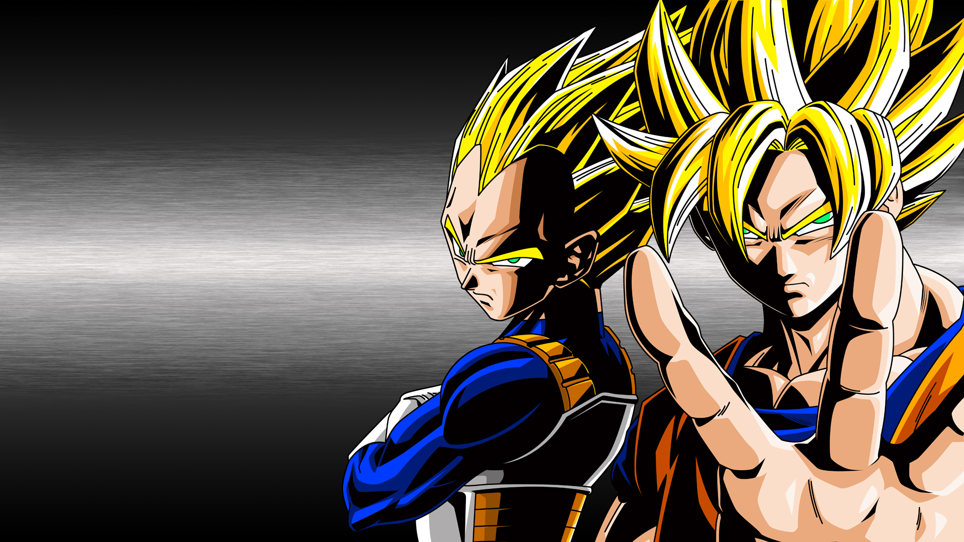 40 best goku wallpaper hd for pc dragon ball z for Fond ecran dbz