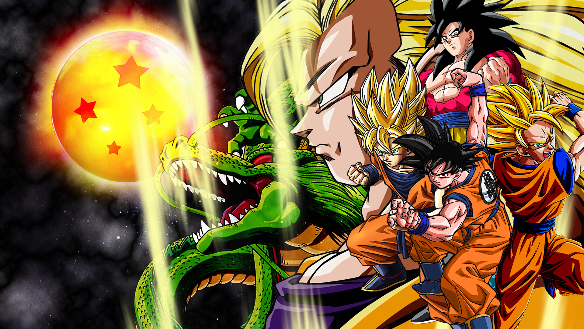 40 best goku wallpaper hd for pc dragon ball z - Dragon ball gt goku wallpaper ...