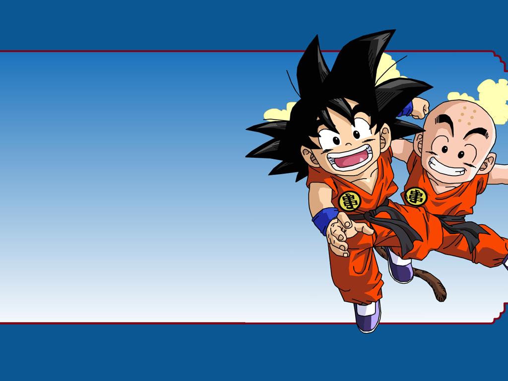 1024x768px Best Goku Wallpapers