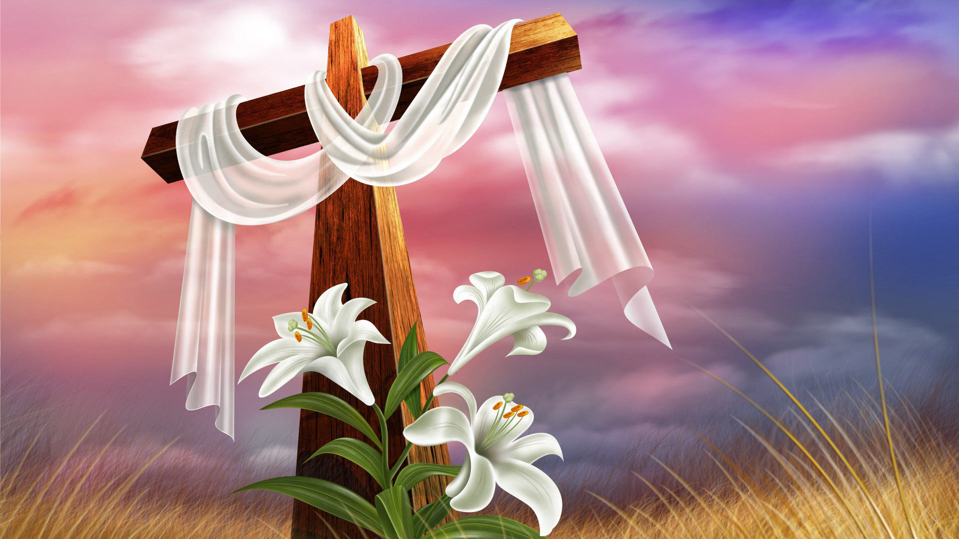 Happy Easter Desktop Wallpaper HD (12)