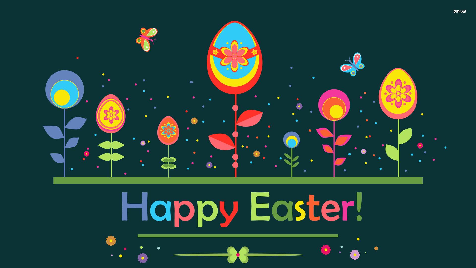 Happy Easter Desktop Wallpaper HD (21)