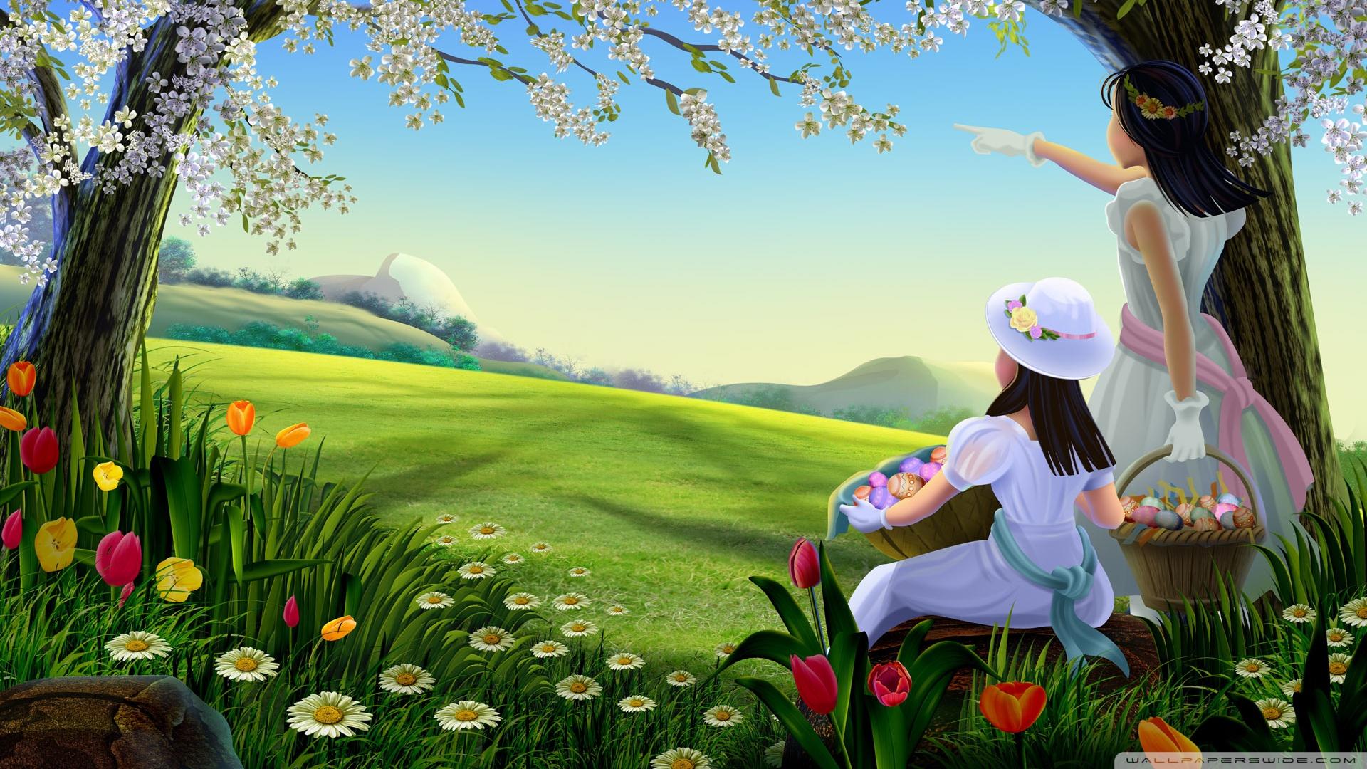 Happy Easter Desktop Wallpaper HD (25)