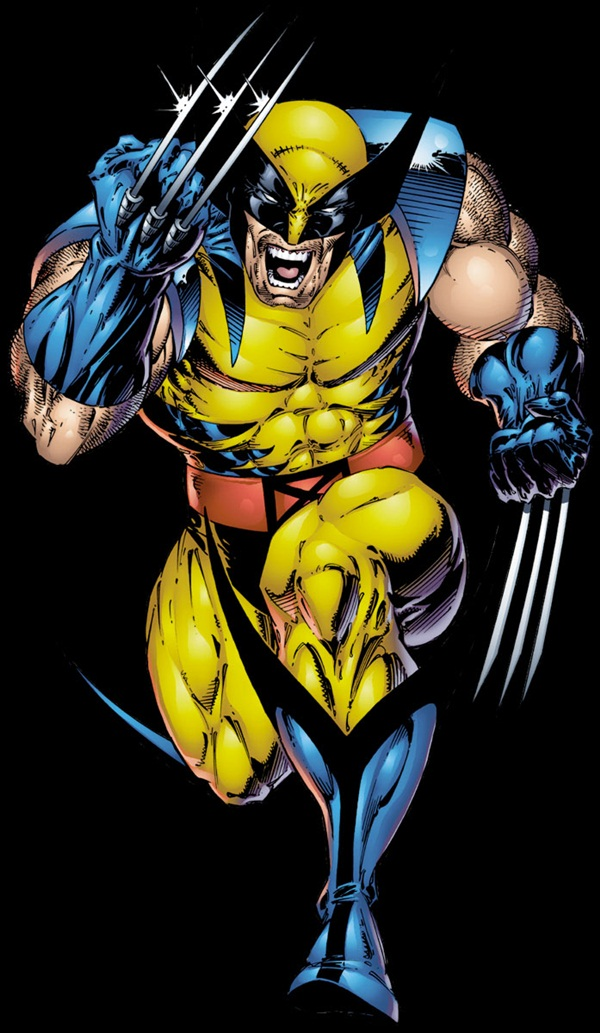 Popular x men Cartoon Characters List1-001