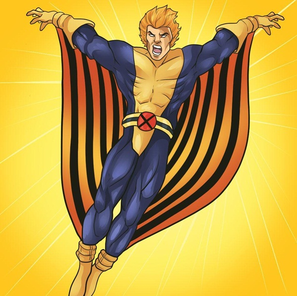 Popular x men Cartoon Characters List23-023