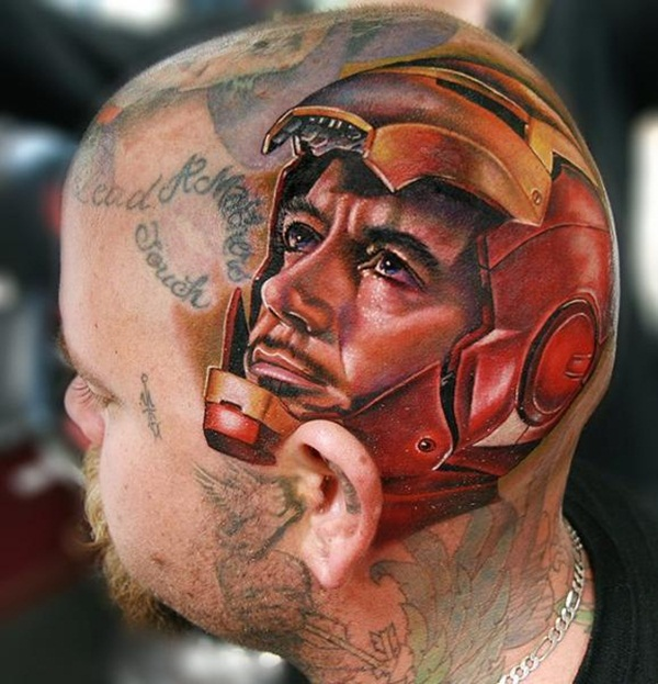 Best Ironman Tattoos Designs and Ideas2-002