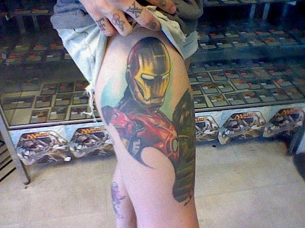 Best Ironman Tattoos Designs and Ideas26-026