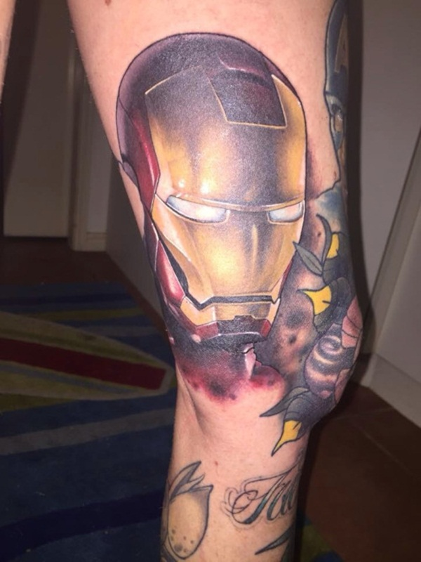Best Ironman Tattoos Designs and Ideas30-030