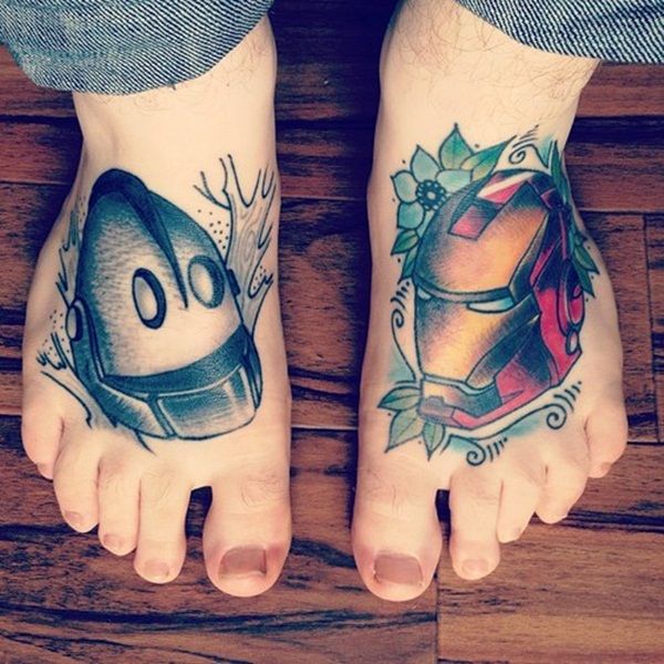 Best Ironman Tattoos Designs and Ideas6 (2)-007