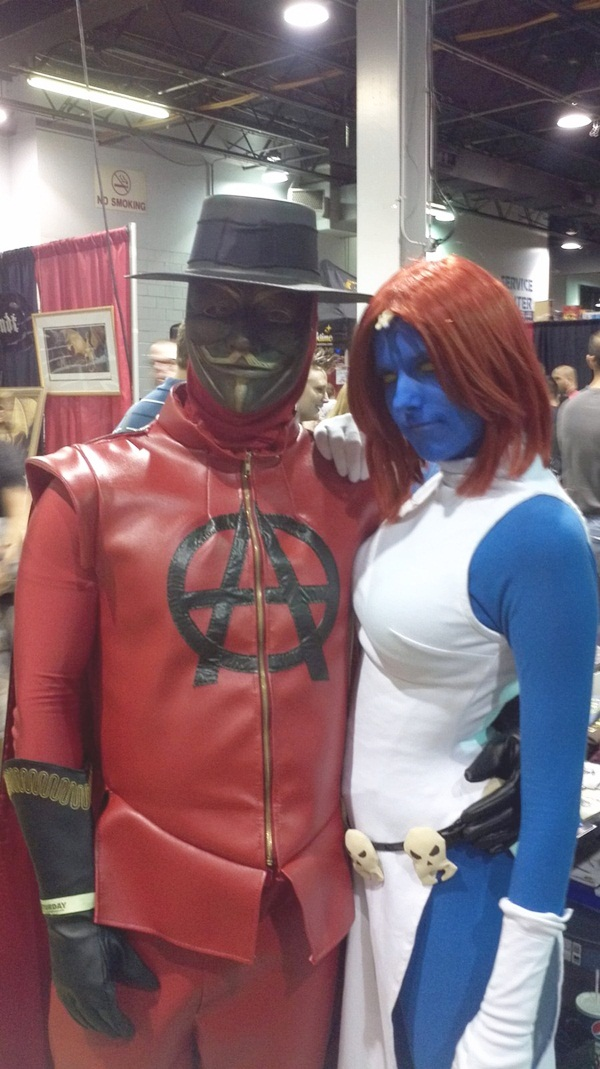 40 Best Mystique X men Cosplay Ideas