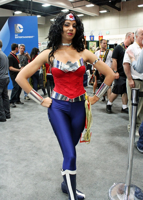 Sexy Wonder Women Cosplay and costume006