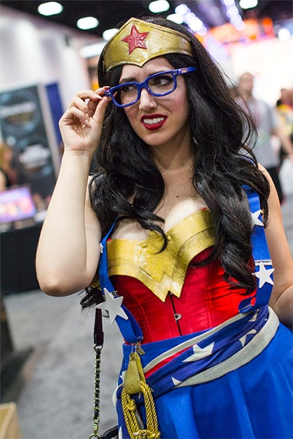 Sexy Wonder Women Cosplay and costume008