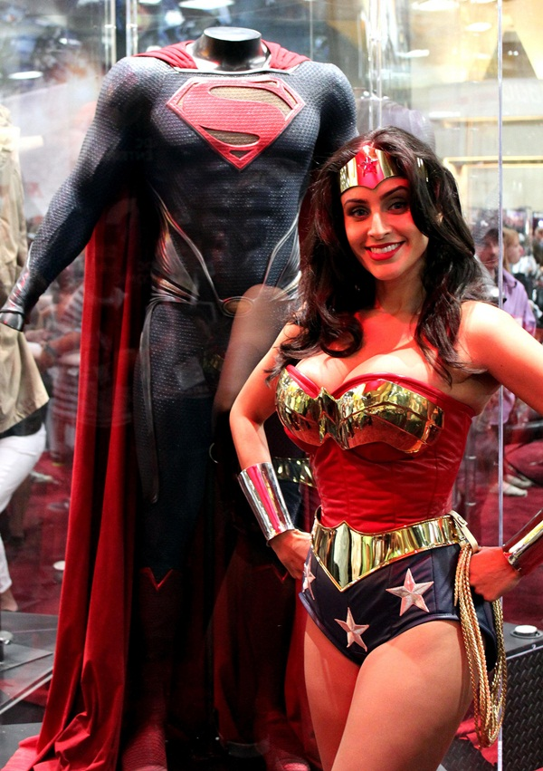 Sexy Wonder Women Cosplay and costume015