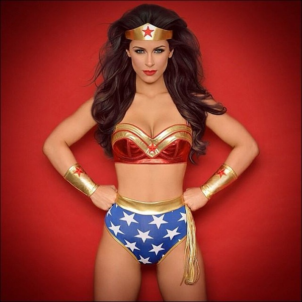 Sexy Wonder Women Cosplay and costume016