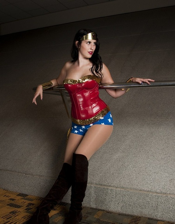 Sexy Wonder Women Cosplay and costume018