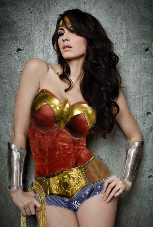 Sexy Wonder Women Cosplay and costume020