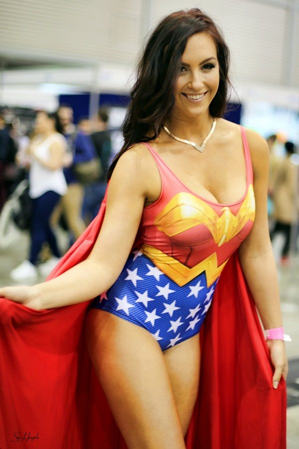 Sexy Wonder Women Cosplay and costume023
