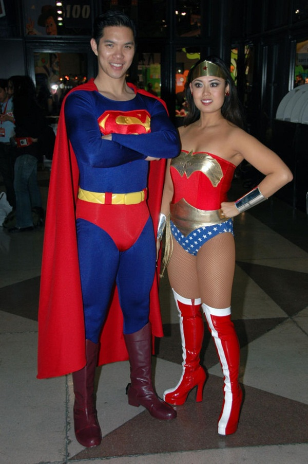 Sexy Wonder Women Cosplay and costume028