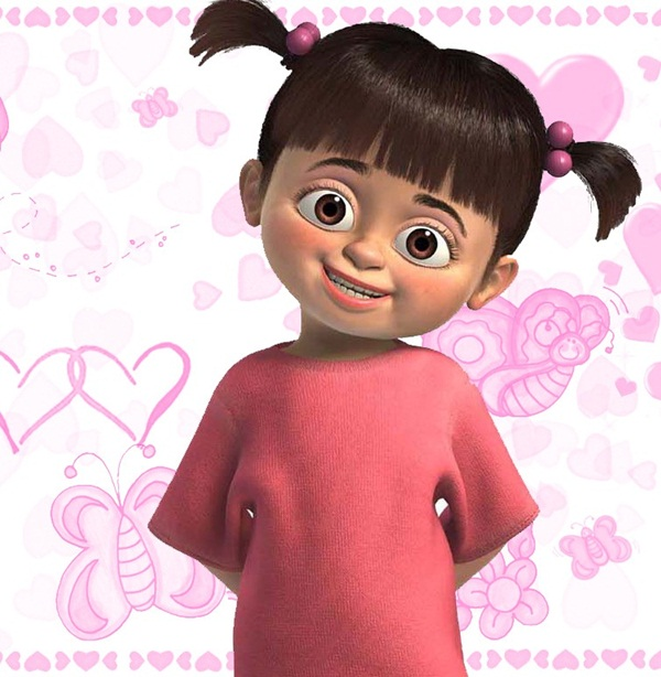 12 Cute Little Girls From Cartoons To Make You Feel Aww