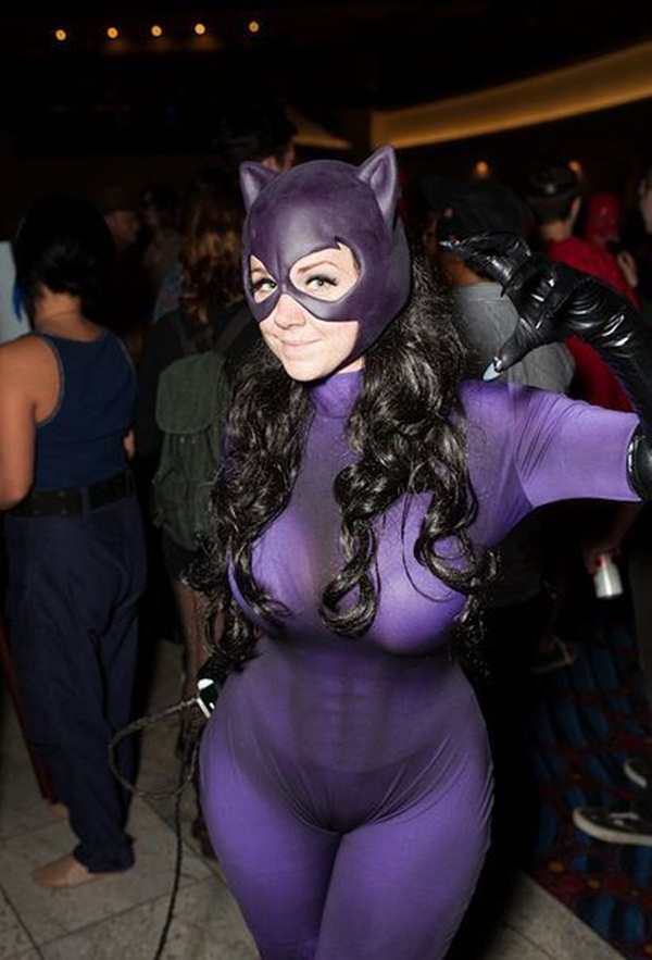 sexy catwoman cosplays costumes ideas014