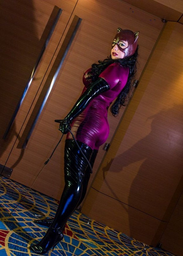 sexy catwoman cosplays costumes ideas018