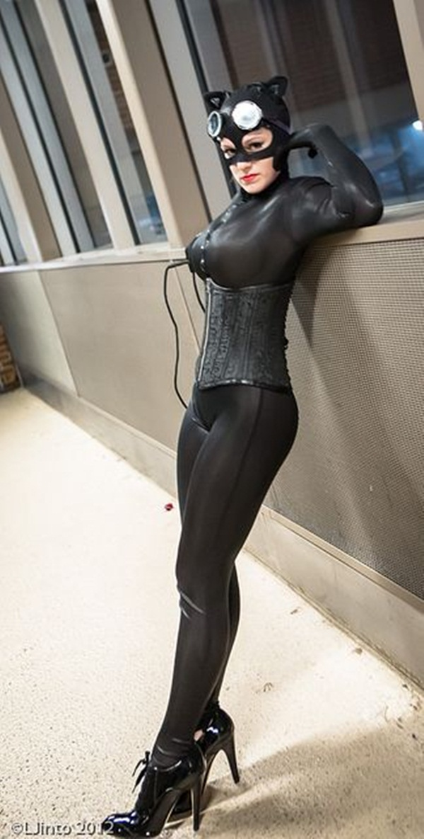 sexy catwoman cosplays costumes ideas025