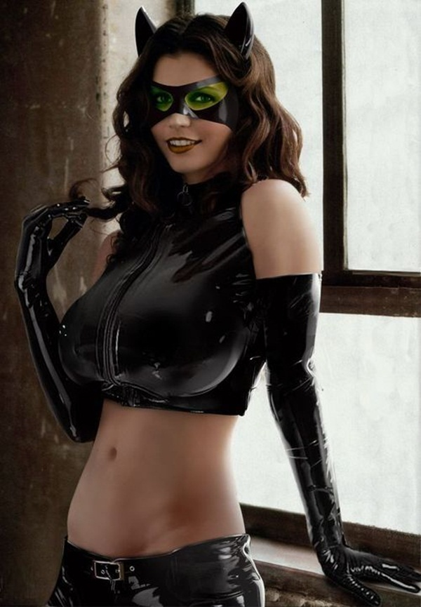 sexy catwoman cosplays costumes ideas027