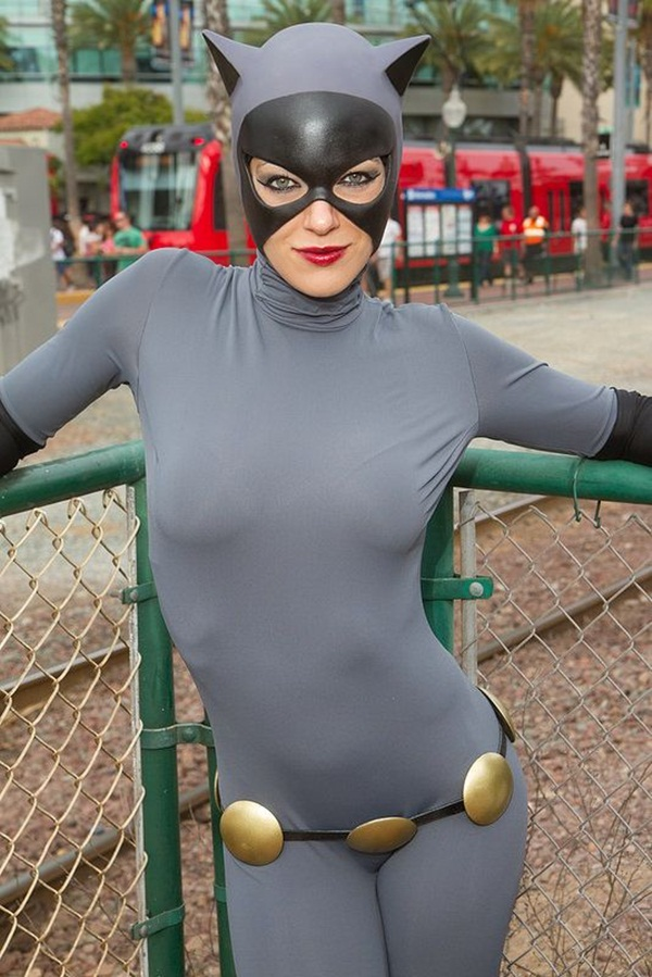 sexy catwoman cosplays costumes ideas028