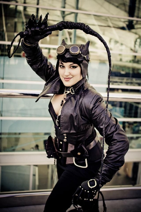 sexy catwoman cosplays costumes ideas031