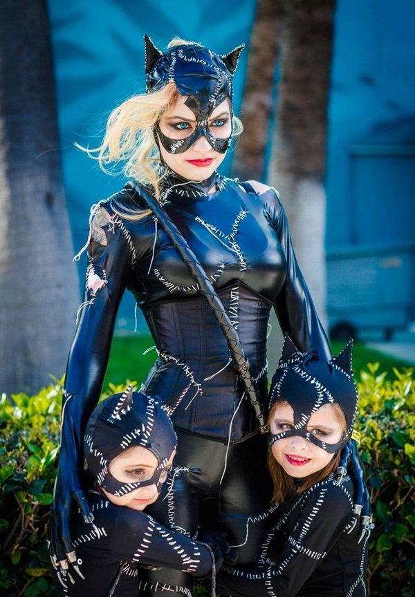 sexy catwoman cosplays costumes ideas036