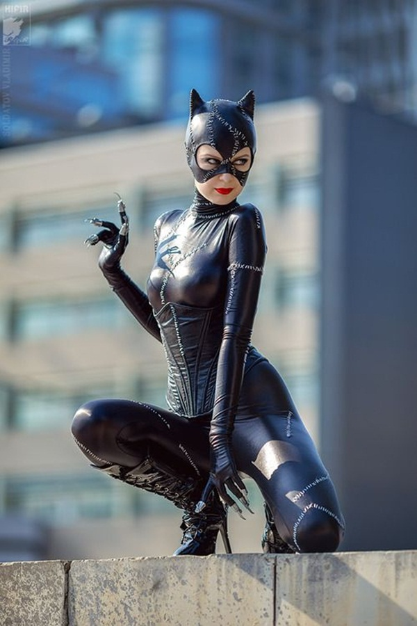sexy catwoman cosplays costumes ideas039