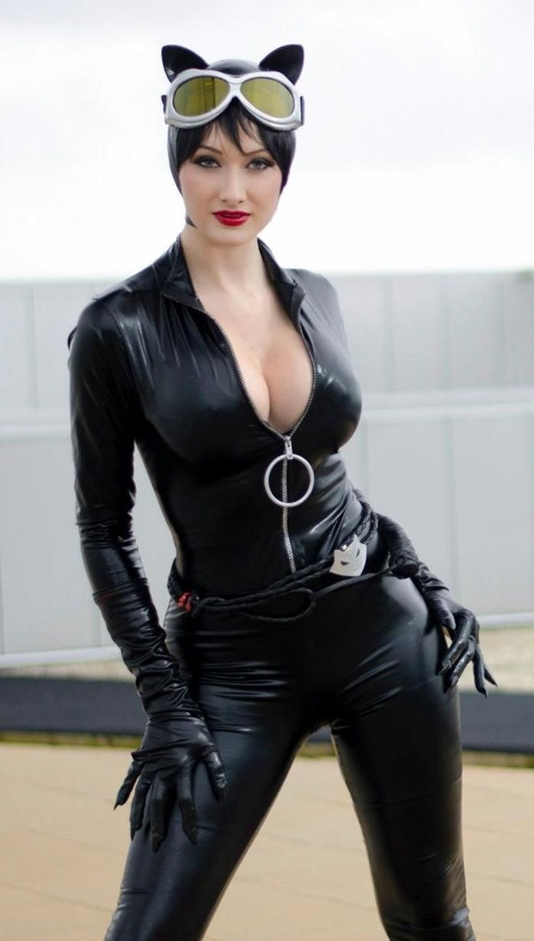 sexy catwoman cosplays costumes ideas040